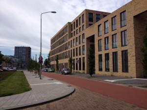 Gidiz huis 's-Hertogenbosch Paleiskwartierbuitenzijde